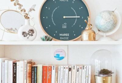 Horloge des marées OceanClock